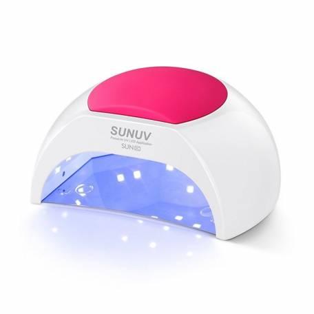 Купить UV-LED лампа для маникюра универсальная Sun 2C (2в1) 48 Вт (Белая)
