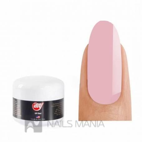 Купити Гель My Nail №30 рожево-прозорий густий