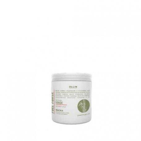Маска для волос и кожи головы с экстрактом бамбука OLLIN 250 мл
