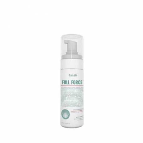 Купить Мусс-пилинг для волос и кожи головы с экстрактом алоэ OLLIN 160 мл