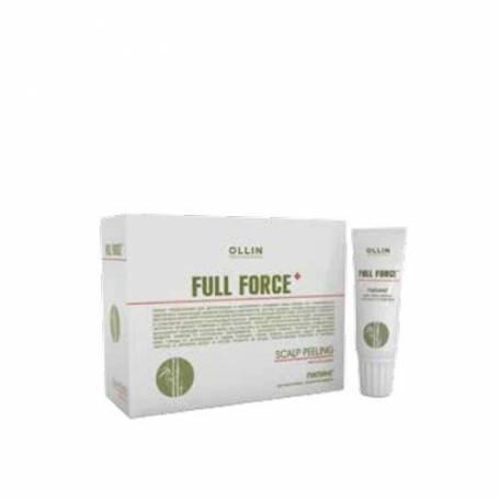 Купить Успокаивающая сыворотка для чувствительной кожи головы OLLIN 10х15 мл
