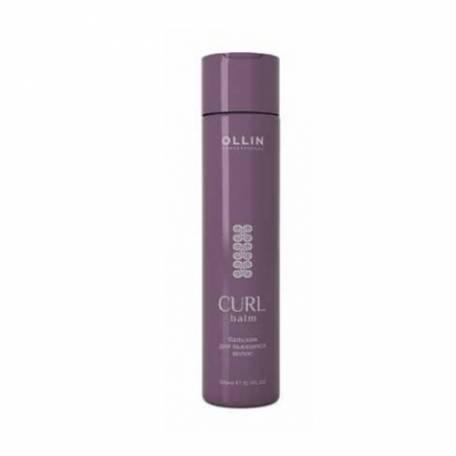 Купить Бальзам для вьющихся волос OLLIN 300 мл