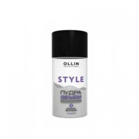 Пудра для прикорневого объема волос сильной фиксации OLLIN 10 г