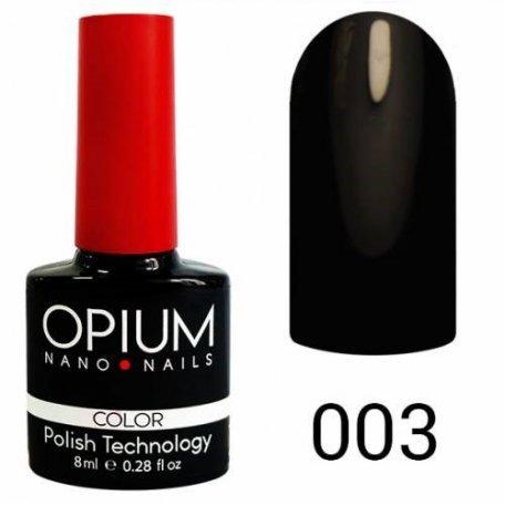 Гель-лаки OPIUM - Гель-лак Opium №003 8 мл