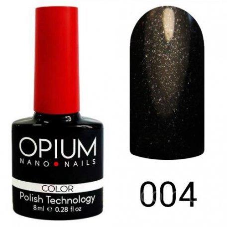 Гель-лаки OPIUM - Гель-лак Opium №004 8 мл