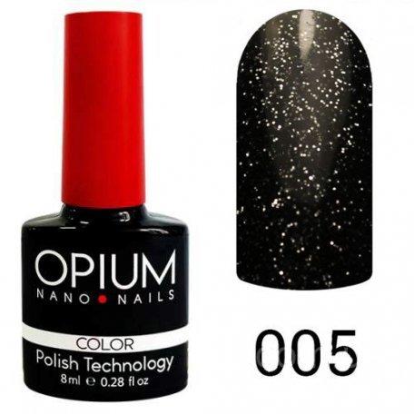 Гель-лаки OPIUM - Гель-лак Opium №005 8 мл