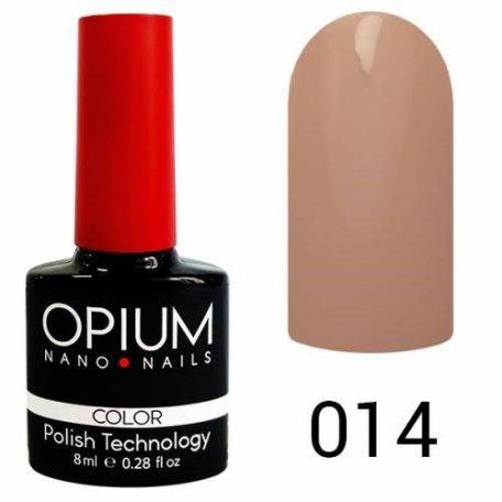Гель-лаки OPIUM - Гель-лак Opium №014 8 мл