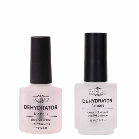 Купити Засіб для знежирення і дегідратації нігтів Komilfo Dehydrator