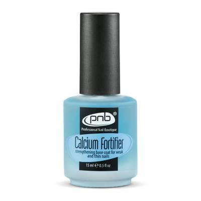Средство для укрепления слабых и тонких ногтей PNB Calcium Fortifier 15 мл