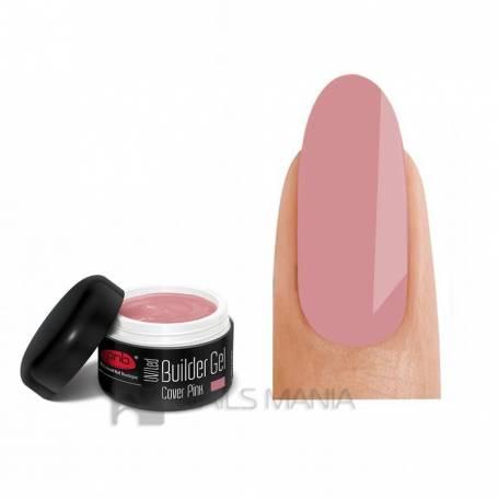 Купить Универсальный камуфлирующий гель PNB UV/LED Builder Gel Cover Pink