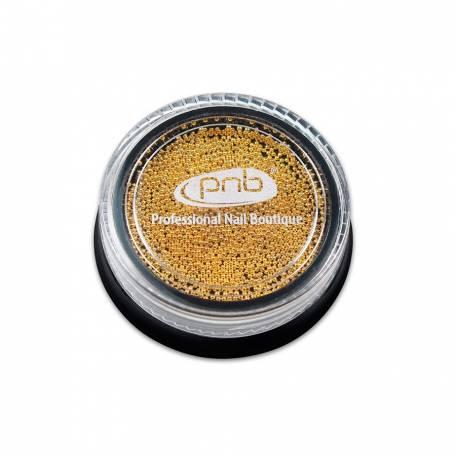 Купити Бульонки PNB 0.6 мм Золото
