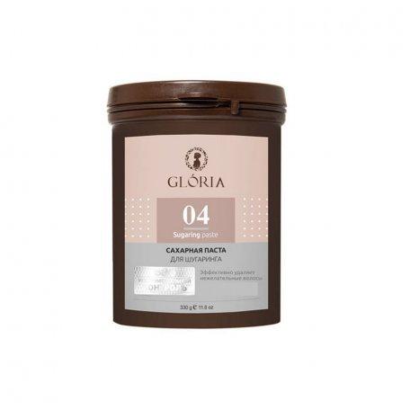 Сахарная паста для депиляции  мягкая, GLORIA, 0,33 кг NEW