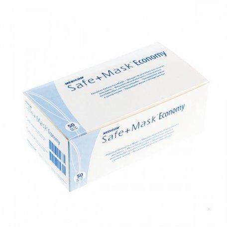 Маски - МАСКИ защитные Safe+Mask Economy 50 шт.