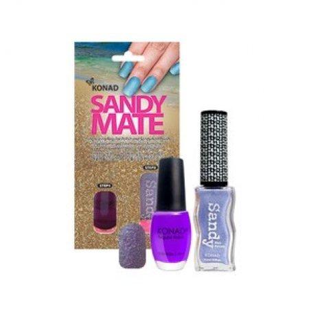 Купить Набор Konad Sandy Mate Violet