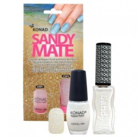 Купить Набор Konad Sandy Mate White