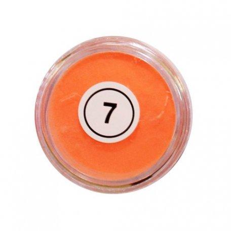 Акриловая пудра My Nail №7, оранжевая 2 г