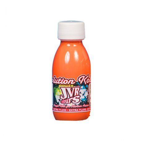 Купить Краска для аэрографа JVR Revolution Kolor №106 оранжевая,30 мл