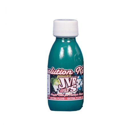 Краски для аэрографа - JVR Revolution Kolor, opaque emeralde green #122,30ml