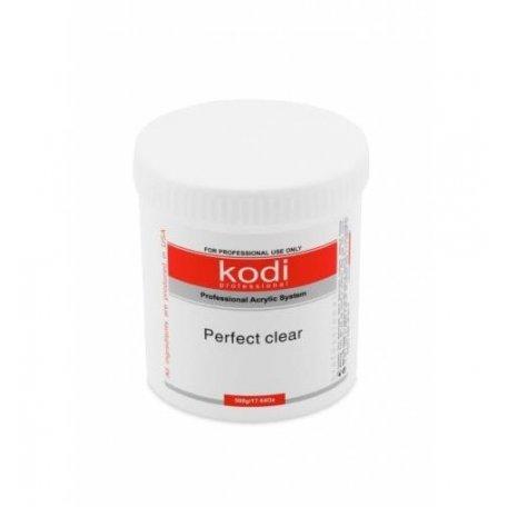Базовый Прозрачный Акрил Kodi Perfect Clear Powder 500 г. купить интернет-магазине Nailsmania.ua с бесплатной доставкой по Украине.