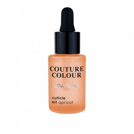 Купити Масло для нігтів и кутикули Couture Colour Spa Sens Apricot (абрикос), 30 мл