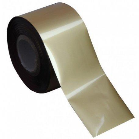 Фольга для литья матовое золото 1м., F07