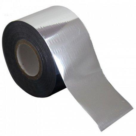 Фольга для литья серебро матовое 1 м. F12