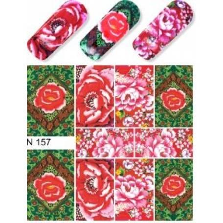 Купити Слайдер дизайн для нігтів N 157