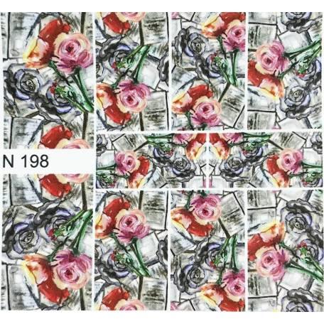 Купити Слайдер дизайн для нігтів N 198