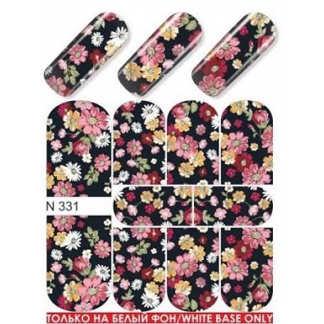 Купити Слайдер дизайн для нігтів N 331