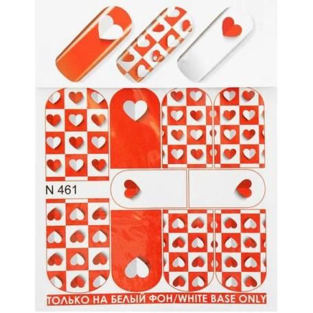 Купити Слайдер дизайн для нігтів N 461