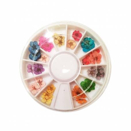Купити Сухоцвіти для декору нігтів в карусельке Y.R.E 5 г