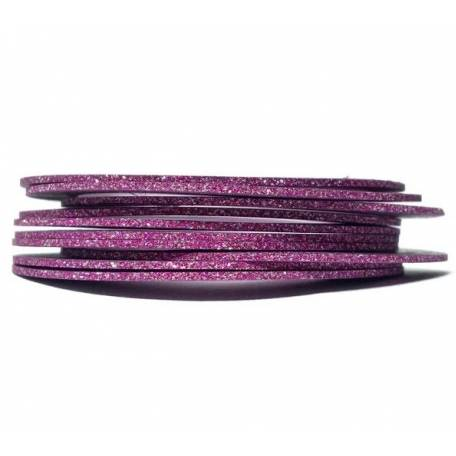 Купити Цукрова нитка для нігтів Y. R. E. 0,6 мм фіолетовий