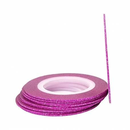 Купити Цукрова нитка для нігтів Y. R. E. 0,6 мм рожевий