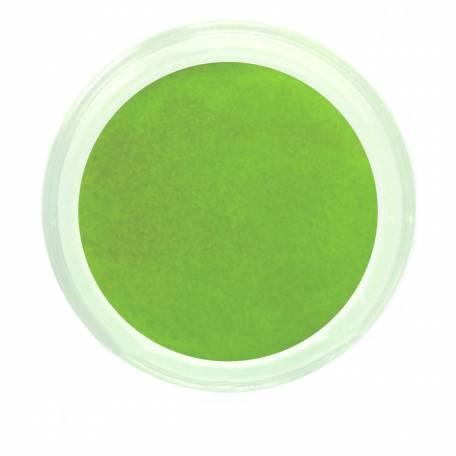 Купить Бархатный песок Nail World №138 (зеленый)