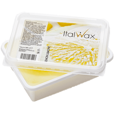Купить Парафин ItalWax Lemon (лимон) 500 мл