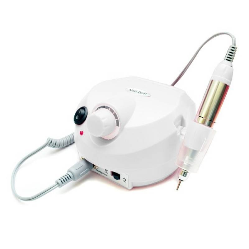 Купить Фрезер для маникюра и педикюра Drill Pro Nail Drill 35000 об/мин (белый)