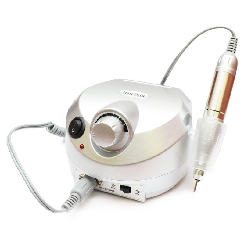 Купить Фрезер для маникюра и педикюра Drill Pro Nail Drill 35000 об/мин (серебро)