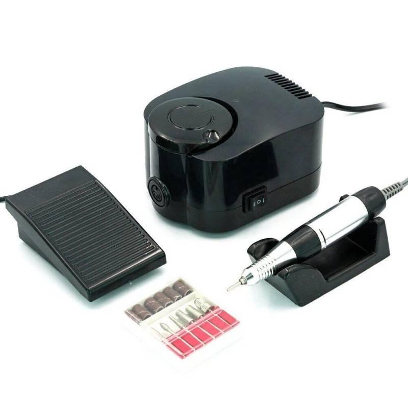 Купить Фрезер для маникюра и педикюра Simei DM-215 35000 об/мин (Черный)