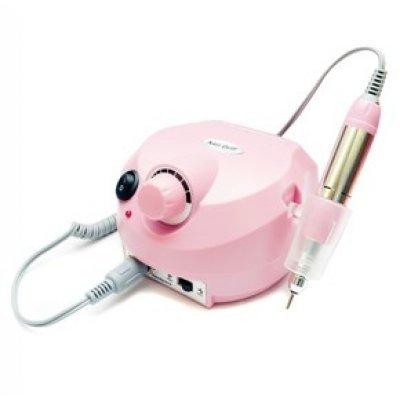Фрезер для маникюра и педикюра Drill Pro Nail Drill 35000 об/мин (розовый)