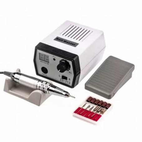 Купить Фрезер для маникюра и педикюра Nail Drill ZS-713 35000 об/мин (Белый)