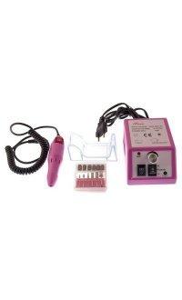 Фрезер для манікюру Lina Mercedes Pink 20000 об/хв (рожевий)