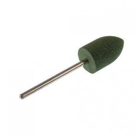 Полировщик силиконовый для искусственных ногтей Н 330 Зеленая пуля большая купить интернет-магазине Nailsmania.ua с бесплатной доставкой по Украине.