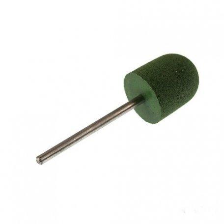 Полировщик силиконовый для искусственных ногтей Н 336 Зеленая груша большая купить интернет-магазине Nailsmania.ua с бесплатной доставкой по Украине.