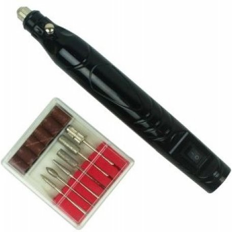 Фрезер-ручка YRE (черный), 5 000 оборотов купить интернет-магазине Nailsmania.ua с бесплатной доставкой по Украине.