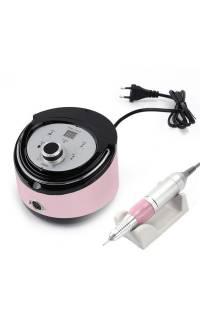 Фрезер для маникюра ZS-606 Professional Pink 35000 об/мин розовый