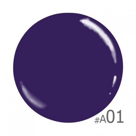 Гель-лак Naomi Aquaurelle Collection, 6 мл - Гель-лак Naomi Aquarelle А 01, 6 мл