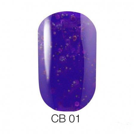 Гель-лак Naomi Candy Bar 001, 6 мл купить интернет-магазине Nailsmania.ua с бесплатной доставкой по Украине.