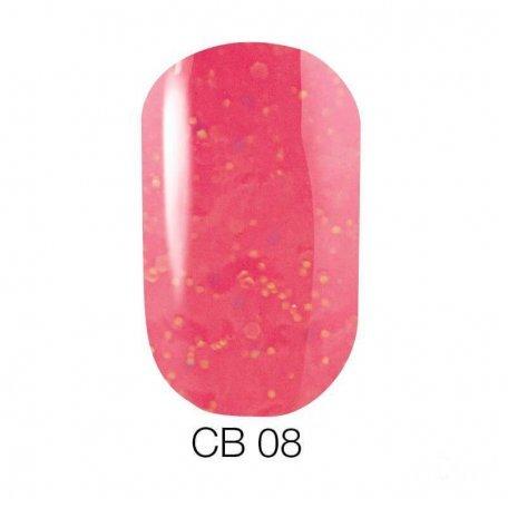 Гель-лак Naomi Candy Bar, 6 мл - Гель-лак Naomi Candy Bar 008, 6 мл