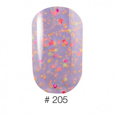 Гель-лак Naomi Candy Bar 205, 6 мл купить интернет-магазине Nailsmania.ua с бесплатной доставкой по Украине.