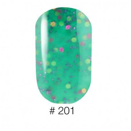 Гель-лак Naomi Candy Bar 201, 6 мл купить интернет-магазине Nailsmania.ua с бесплатной доставкой по Украине.